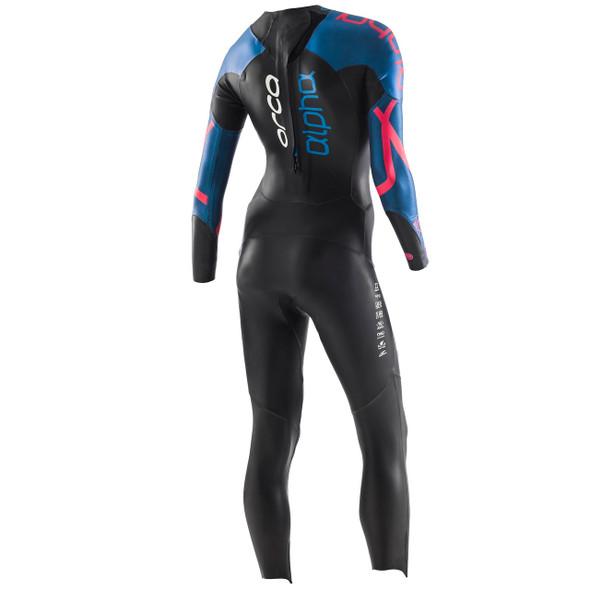 Orca Women's Alpha Wetsuit - Back