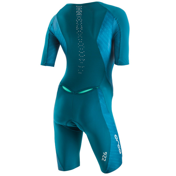 Orca Women's 226 Kompress Aero Tri Race Suit - Back