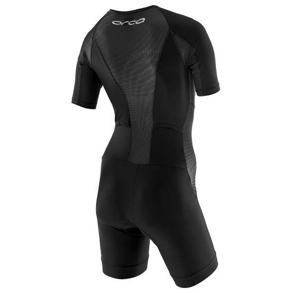 Orca Women's Core Short Sleeve Tri Race Suit - Back
