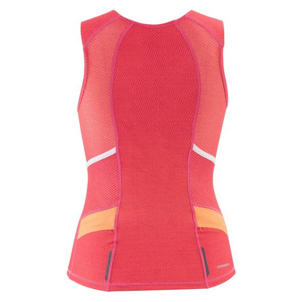 Louis Garneau Women's Vent Sleeveless Tri Top - Back