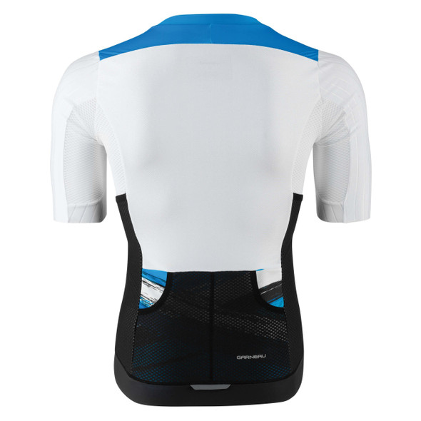 Louis Garneau Men's Aero Tri Jersey - Back