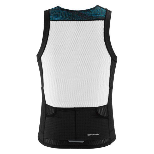 Louis Garneau Men's Vent Sleeveless Tri Top - Back