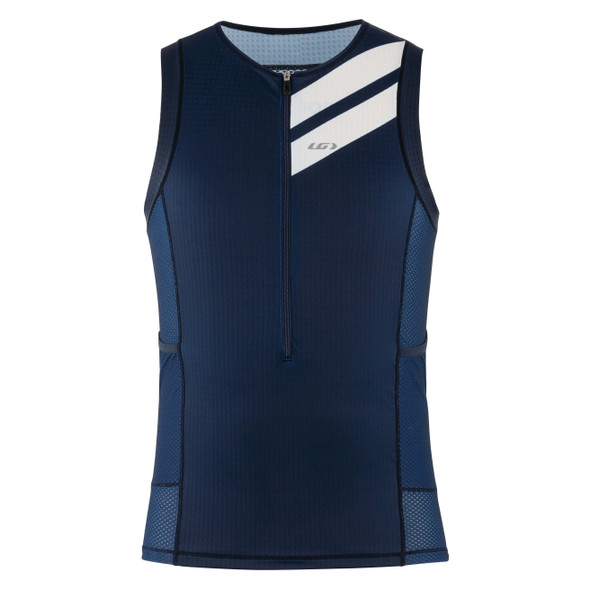 Louis Garneau Men's Relaxed Fit Vent Sleeveless Tri Top