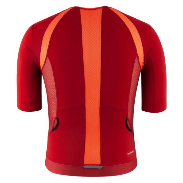 Louis Garneau Men's Sprint Tri Jersey - Back