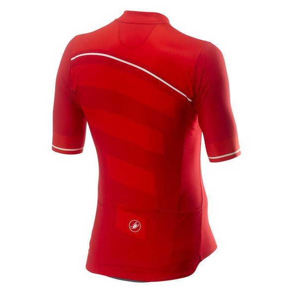 Castelli Men's Trofeo Bike Jersey - Back