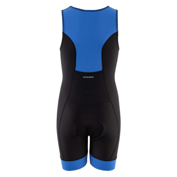 Louis Garneau Jr Comp Triathlon Suit - Back