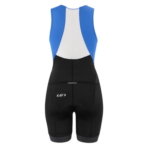 Louis Garneau Women's Sprint Tri Suit - Back
