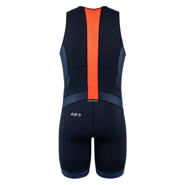 Louis Garneau Men's Sprint Tri Suit - Back
