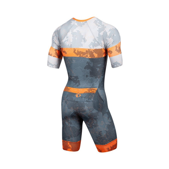 Pearl Izumi Men's Team Octane Tri Suit - Back