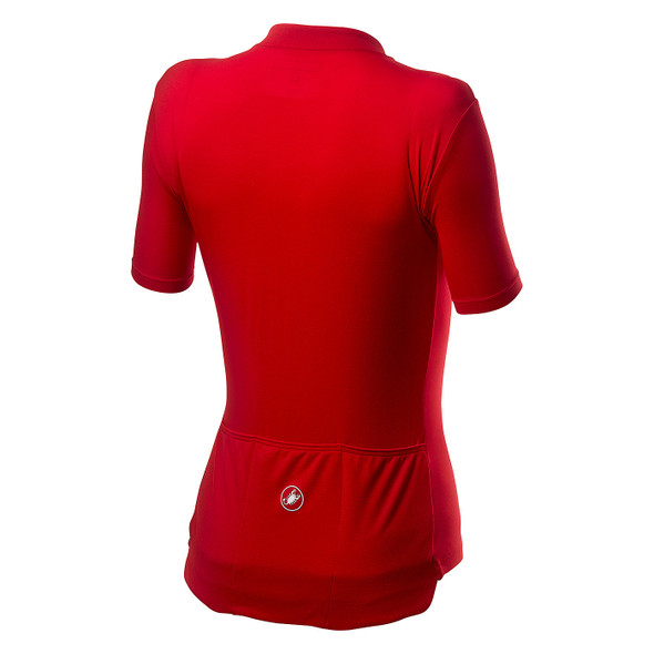 Castelli Women's Anima 3 Bike Jersey - Back