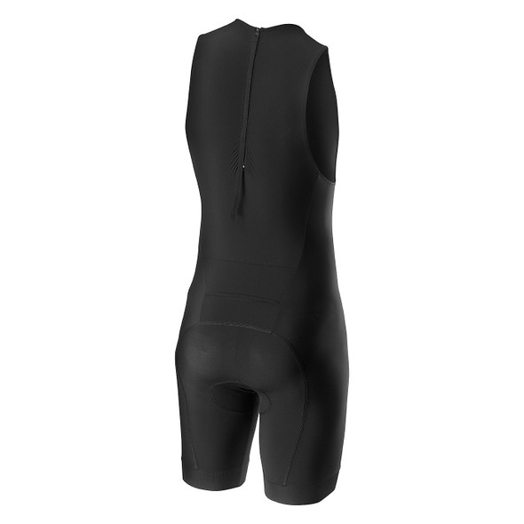 Castelli Men's Core Spr-oly Tri Suit - Back