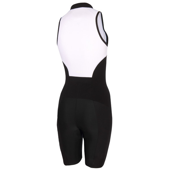 Zone3 Women's Lava Long Distance Trisuit - Back