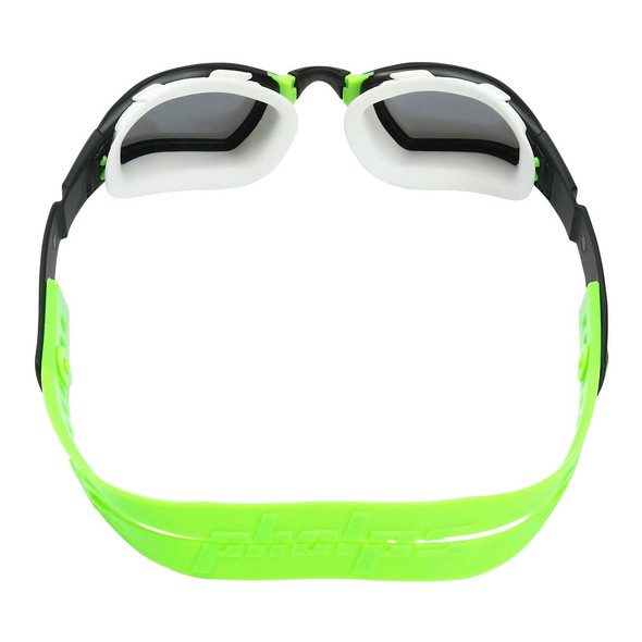 Phelps Ninja Mirrored Swim Goggle - Back