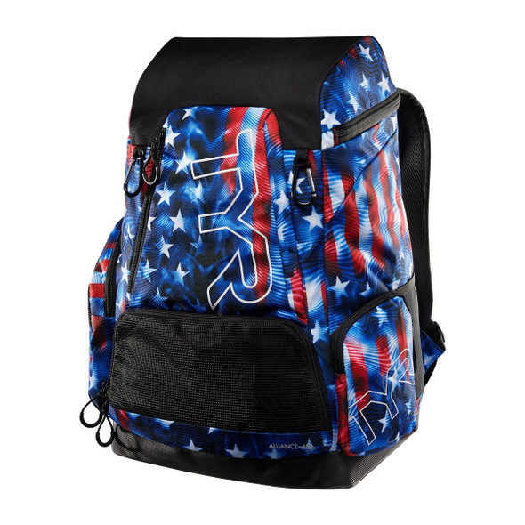 TYR Alliance 45L USA Genesis Print Backpack
