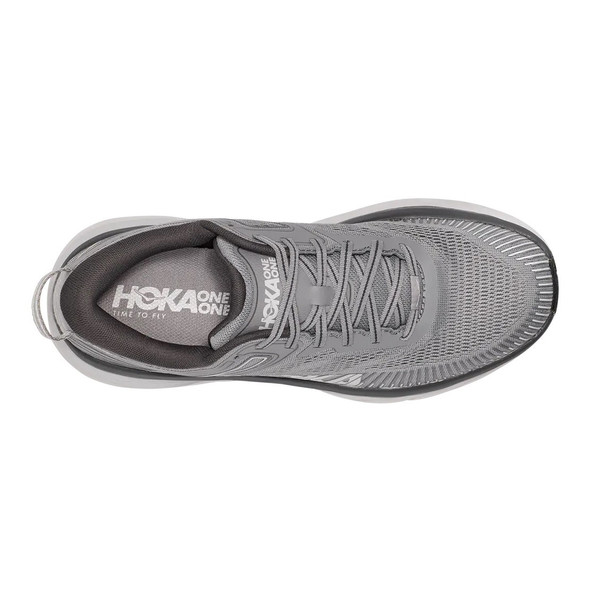 Hoka One One Men's Bondi 7 Wide Shoe - Top