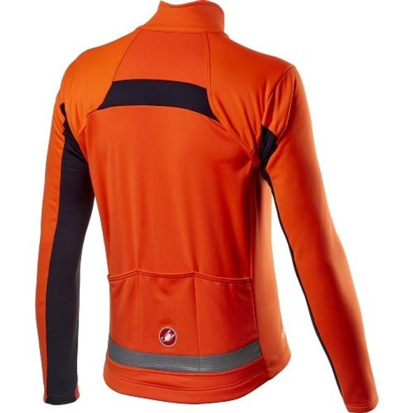 Castelli Men's Mortirolo VI Jacket - Back