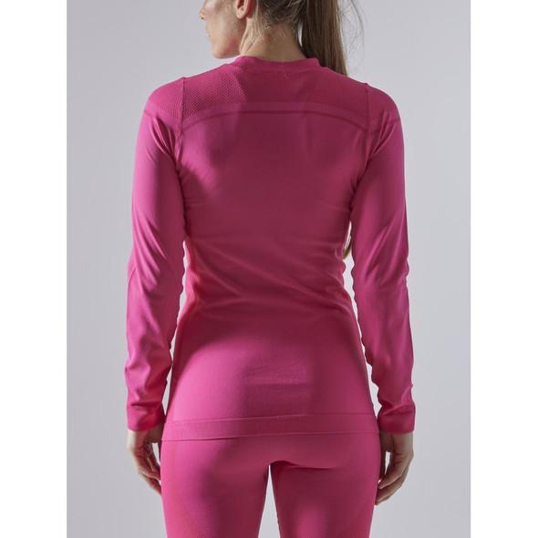 Craft Women's Core Dry Fuseknit Baselayer Set - Back