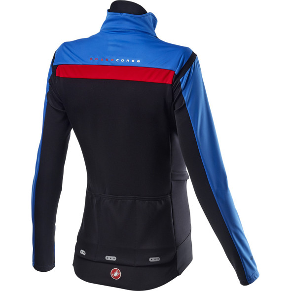 Castelli Women's Alpha RoS 2 Light Jacket - Back