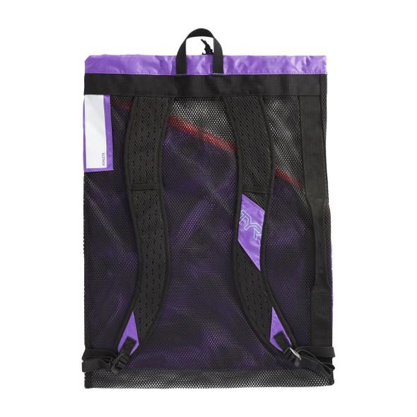 TYR Elite Team Mesh Backpack - Back