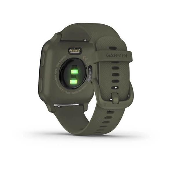 Garmin Venu SQ GPS Smartwatch with Music - Back