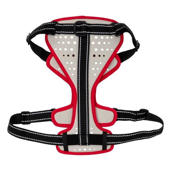 Nathan K9 Series Running Dog Harness - Back