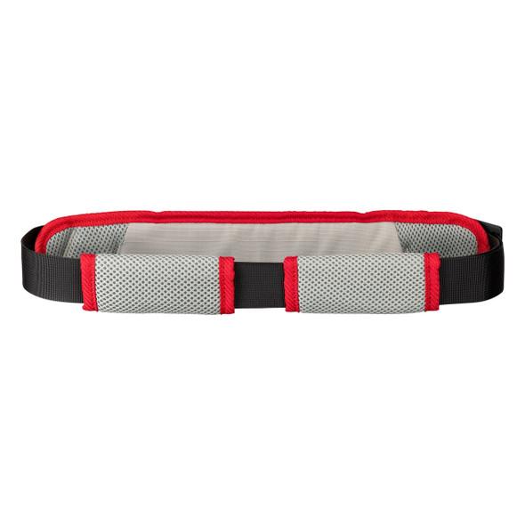 Nathan K9 Series Runner's Waistbelt with Dog Leash - Back
