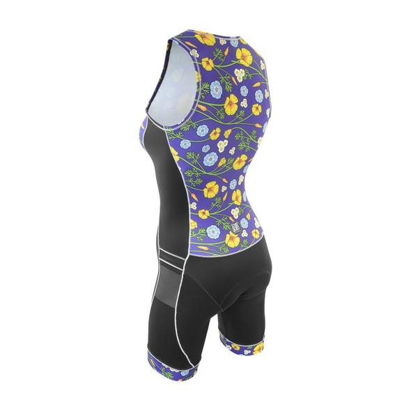 DeSoto Women's Femme Mobius Trisuit - Back