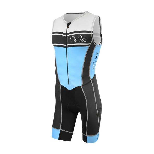 DeSoto Men's Forza Flisuit Trisuit