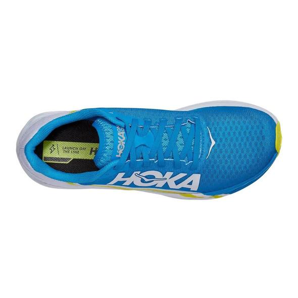 Hoka One One Men's Rocket X Shoe - Top
