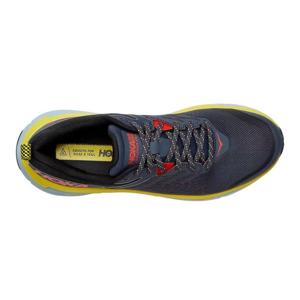 Hoka One One Men's Challenger ATR 6 Trail Shoe - Top