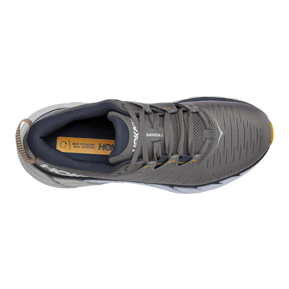 Hoka One One Men's Gaviota 3 Wide Stability Shoe - Top