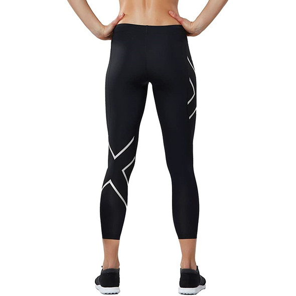 2XU Women's Compression 7/8 Tights - Back