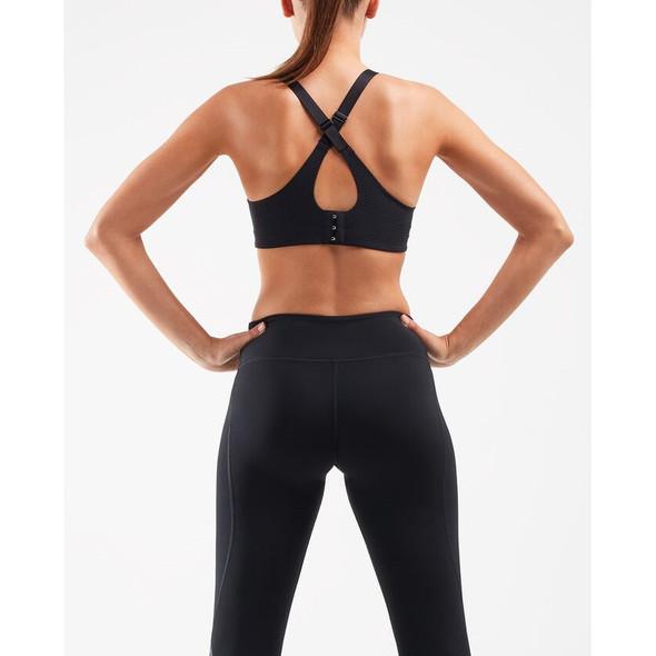 2XU Women's Perform Perforated Bra - Back