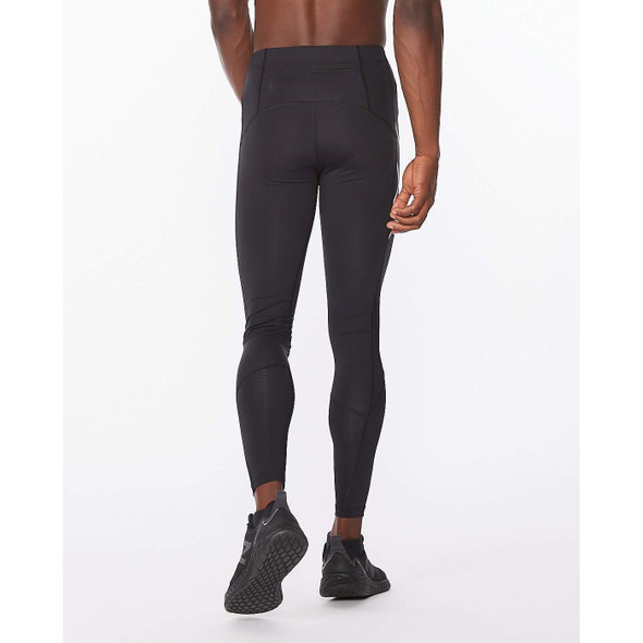 2XU Men's Aero Vent Compression Tights - Back