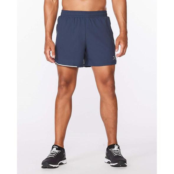 2XU Men's Aero 5 Inch Shorts