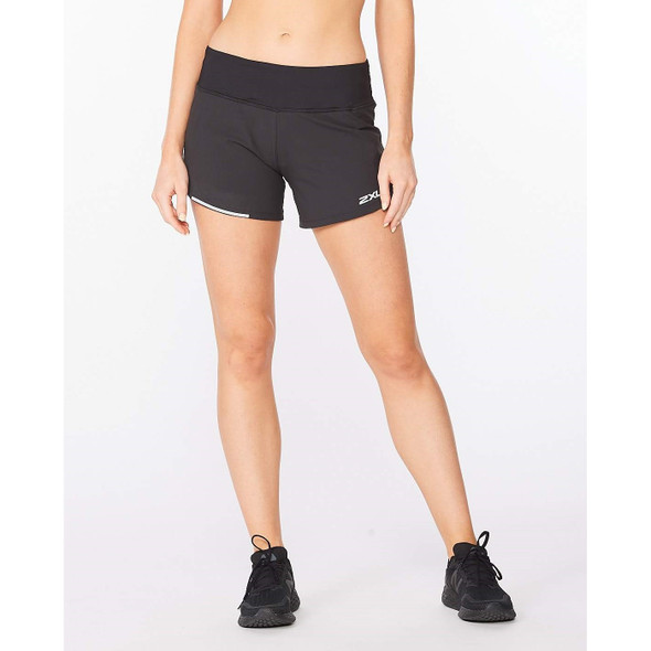 2XU Women's Aero 4 Inch Short