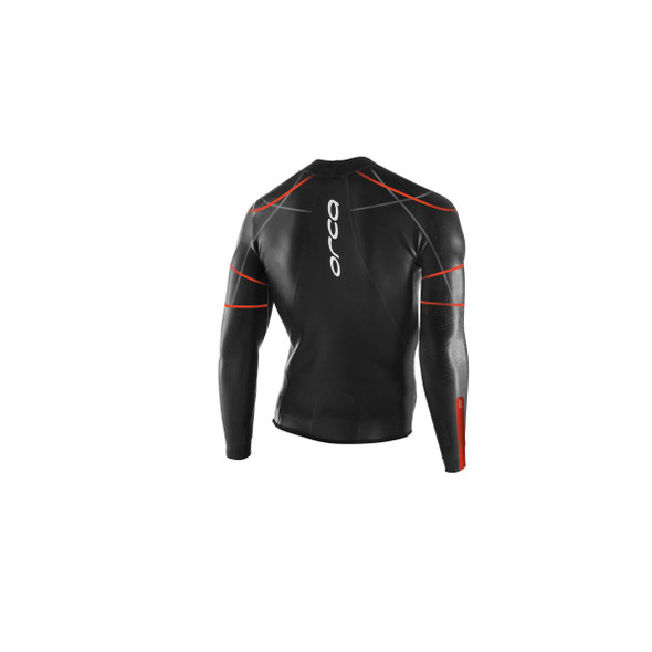 Orca Men's Openwater RS1 Wetsuit Top - Back