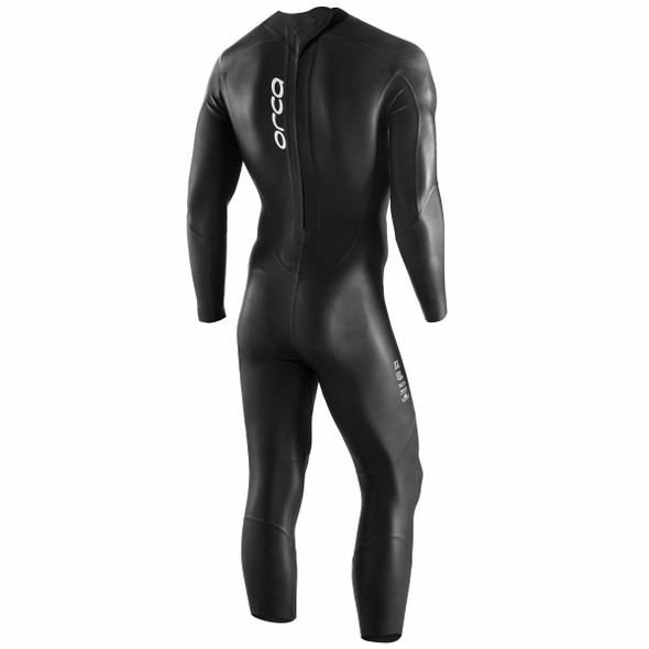 Orca Men's Openwater Perform Fina Wetsuit - Back