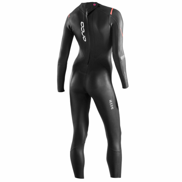 Orca Women's Openwater Core TRN Wetsuit - Back