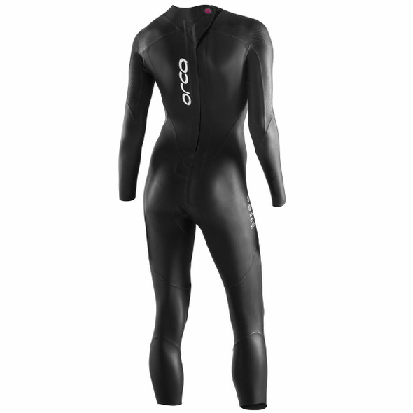Orca Women's Openwater Perform Fina Wetsuit - Back