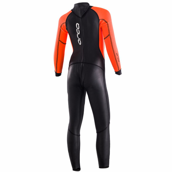 Orca Kids Openwater Squad Wetsuit - Back