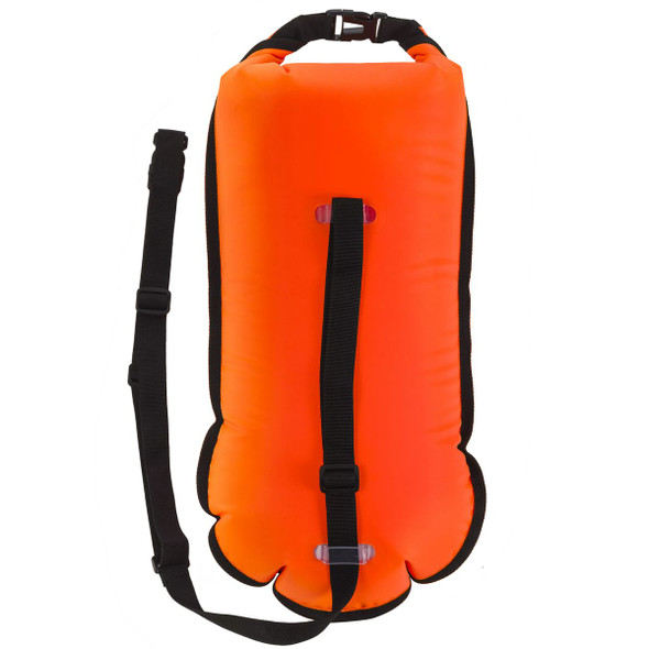 Orca Safety Buoy - Back