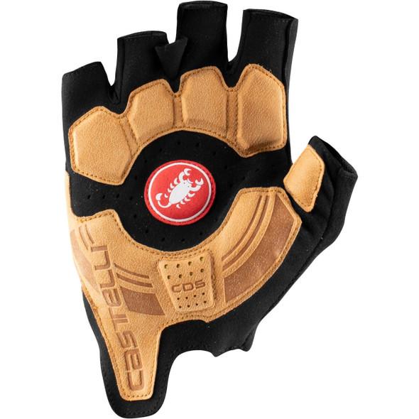Castelli Rosso Corsa Pro V Bike Glove - Palm