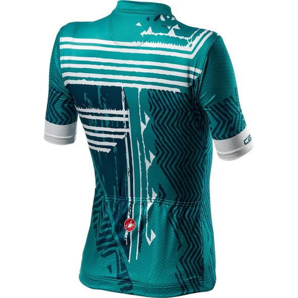 Castelli Women's Astratta Bike Jersey - Back