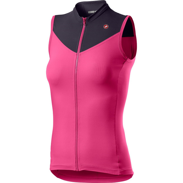 Castelli Women's Solaris Sleeveless Bike Jersey