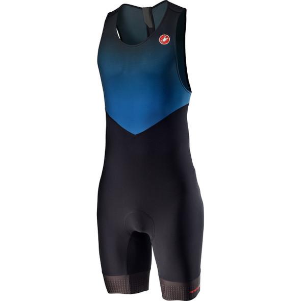 Castelli Men's Short Distance Team Race Tri Suit