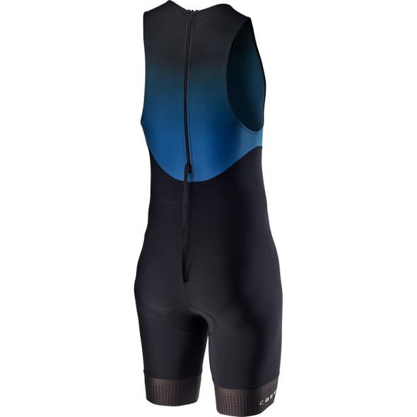 Castelli Men's Short Distance Team Race Tri Suit - Back