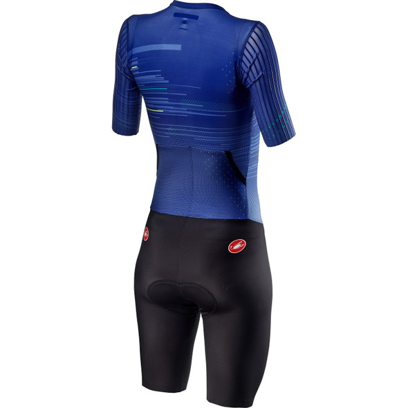 Castelli Women's PR Speed Tri Suit - Back