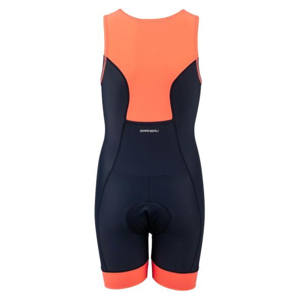 Louis Garneau Jr Comp Triathlon Suit - Back