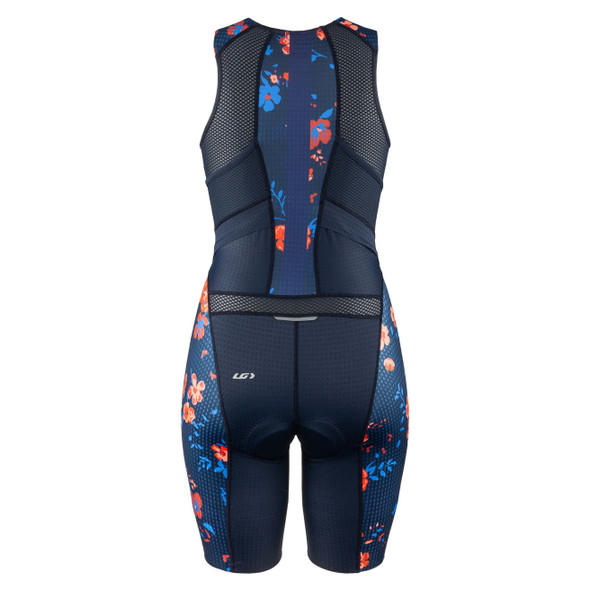 Louis Garneau Women's Vent Tri Suit - Back